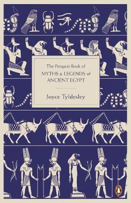 MYTHS & LEGENDS OF ANCIENT EGYPT Paperback A FORMAT