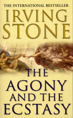 THE AGONY AND THE ECSTASY Paperback A FORMAT