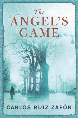 THE ANGEL'S GAME HC