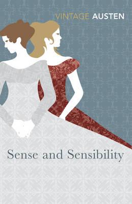 VINTAGE CLASSICS : SENSE AND SENSIBILITY Paperback B FORMAT