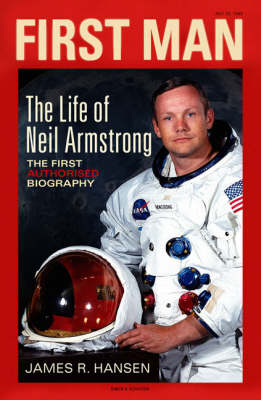 THE LIFE OF NEIL ARMSTRONG Paperback B FORMAT