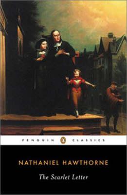 PENGUIN CLASSICS : THE SCARLET LETTER Paperback B FORMAT