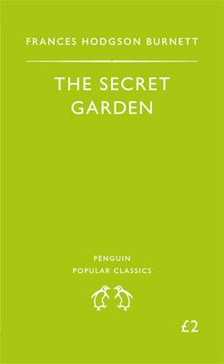 PENGUIN POPULAR CLASSICS : THE SECRET GARDEN Paperback A FORMAT