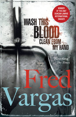 WASH THIS BLOOD CLEAN FROM MY HAND Paperback A FORMAT