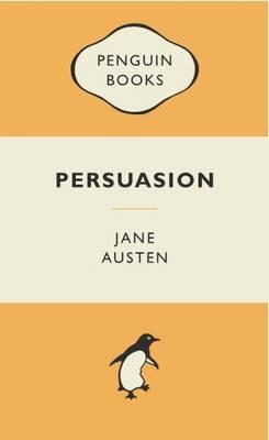 PENGUIN MERCHANDISE BOOKS : PERSUASION Paperback A FORMAT
