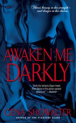 AWAKEN ME DARKLY Paperback A FORMAT