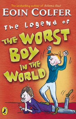 THE LEGEND OF THE WORST BOY IN THE WORLD Paperback A FORMAT
