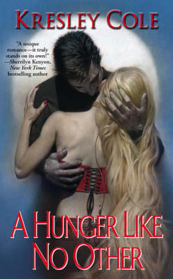 IMMORTALS AFTER DARK 1: A HUNGER LIKE NO OTHER Paperback A FORMAT
