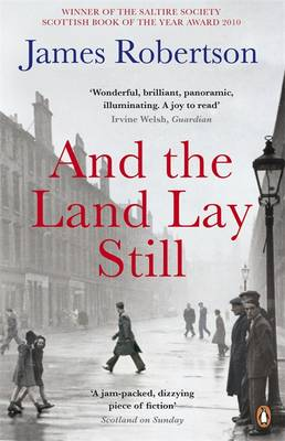 AND THE LAND LAY STILL Paperback B FORMAT