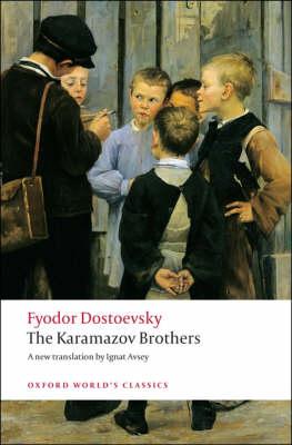 OXFORD WORLD CLASSICS : THE KARAMASOV BROTHERS N/E Paperback B FORMAT