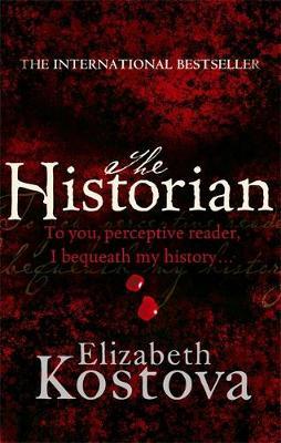 THE HISTORIAN Paperback B FORMAT