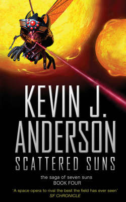 THE SAGA OF SEVEN SUNS 4: SCATTRED SUNS Paperback A FORMAT