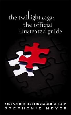 TWILIGHT SAGA : THE OFFICIAL ILLUSTRATED GUIDE HC COFFEE TABLE BK.