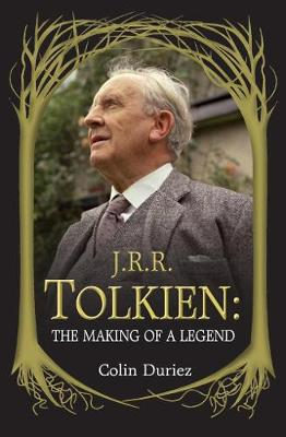 JRR TOLKIEN: THE MAKING OF A LEGEND Paperback