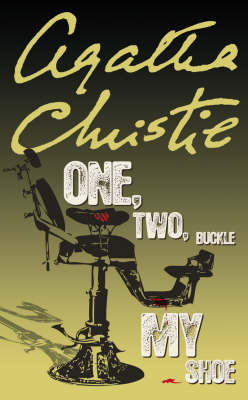 POIROT: ONE, TWO, BUCKLE MY SHOE Paperback A FORMAT