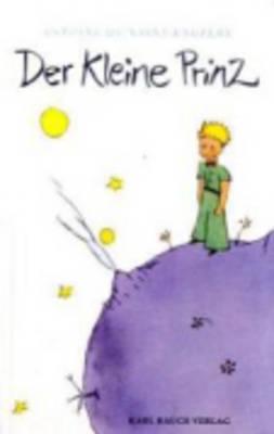 DER KLEINE PRINZ  Paperback
