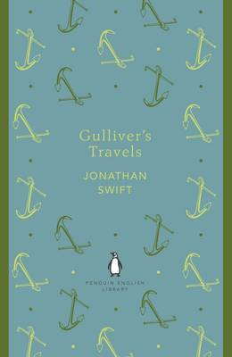 PENGUIN ENGLISH LIBRARY : GULLIVER'S TRAVELS Paperback B FORMAT