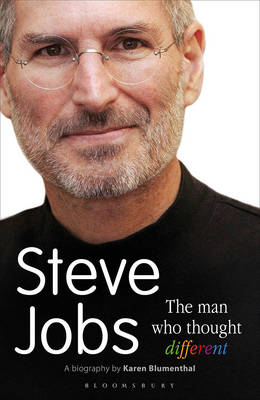 STEVE JOBS: THE MAN WHO THOUGHT DIFFERENT Paperback B FORMAT