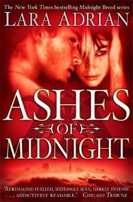 ASHES OF MIDNIGHT Paperback B FORMAT