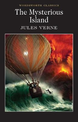 THE MYSTERIOUS ISLAND Paperback