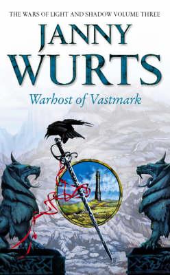 WARHOST OF VASTMARK Paperback A FORMAT