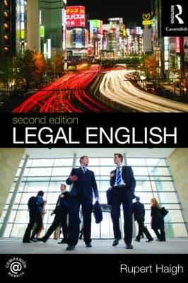 LEGAL ENGLISH 2ND ED Paperback