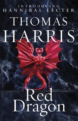 RED DRAGON Paperback B FORMAT