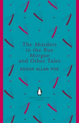 PENGUIN ENGLISH LIBRARY : THE MURDERSIN THE RUE MORGUE AND OTHER TALES Paperback B FORMAT