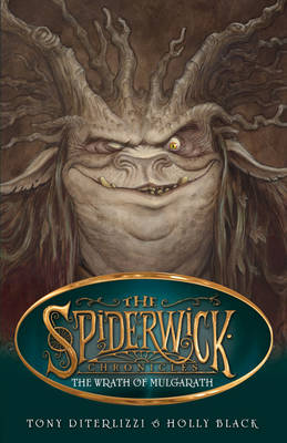 SPIDERWICK CHRONICLES 5: THE WRATH OF MULGARATH Paperback A FORMAT