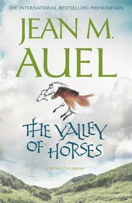 EARTHS CHILDREN 2: THE VALLEY OF HORSES Paperback B FORMAT