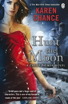 CASSIE PALMER SERIES : HUNT THE MOON Paperback B FORMAT