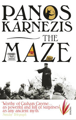 THE MAZE Paperback B FORMAT
