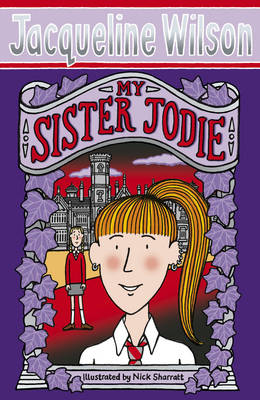 MY SISTER JODIE Paperback B FORMAT
