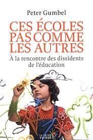 CES ECOLES PAS COMME LES AUTRES Paperback