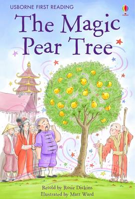 USBORNE FIRST READING 3: THE MAGIC PEAR TREE HC