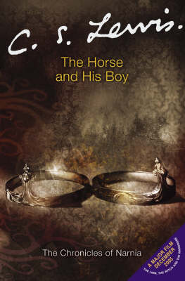 NARNIA 3: THE BOY AND HIS HORSE Paperback B FORMAT