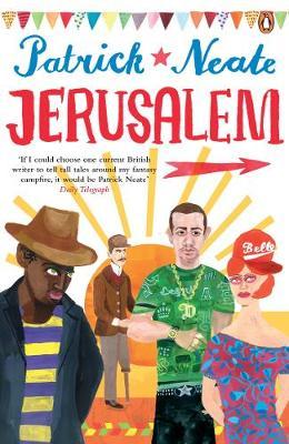 JERUSALEM Paperback B FORMAT