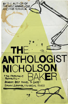 THE ANTHROPOLOGIST Paperback B FORMAT