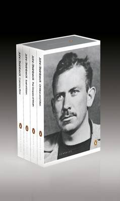 PENGUIN MODERN CLASSICS : THE ESSENTIAL JOHN STEINBECK (CANNERY ROW, EAST OF EDEN, THE GRAPES OF WRA