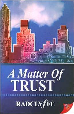 A MATTER OF TRUST Paperback C FORMAT