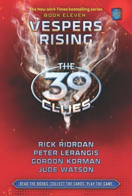 THE 39 CLUES 11: VESPERS RISING HC