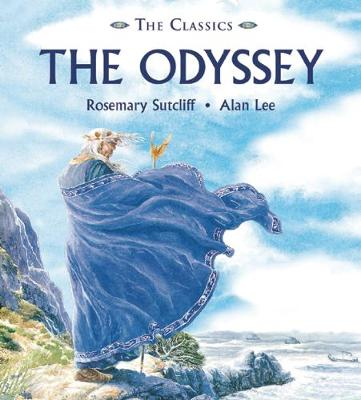 THE ODYSSEY Paperback