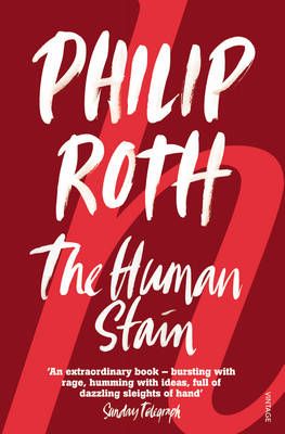 THE HUMAN STAIN Paperback B FORMAT