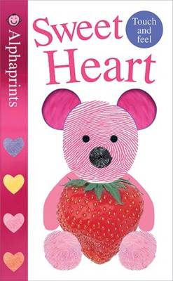 ALPHAPRINTS : SWEET HEARTS Paperback