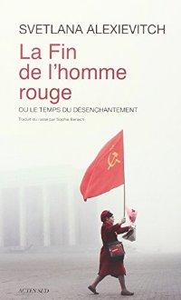 LA FIN DE L'HOMME ROUGE Paperback