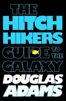THE HITCHHIKER'S GUIDE Paperback