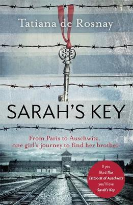 SARAH'S KEY MOVIE TIE-IN Paperback A FORMAT
