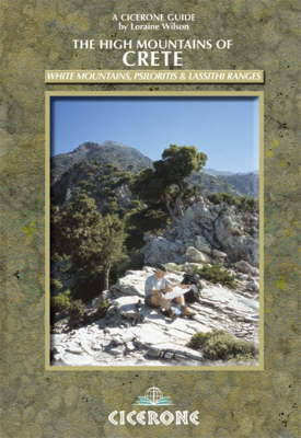 THE HIGH MOUNTAINS OF CRETE: A WALKING 2ND ED Paperback