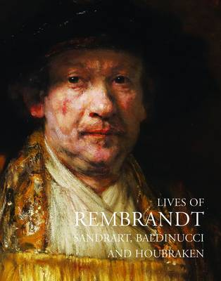 LIVES OF REMBRANDT  Paperback