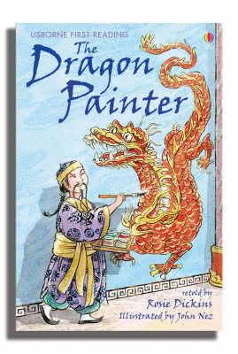 USBORNE FIRST READING 4 THE DRAGON PAINTER HC